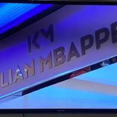 Lettrage inox poli miroir 316l ep3mm. Fabrication dans notre atelier . #psg #inox #polimiroir @psg @k.mbappe #mbappe